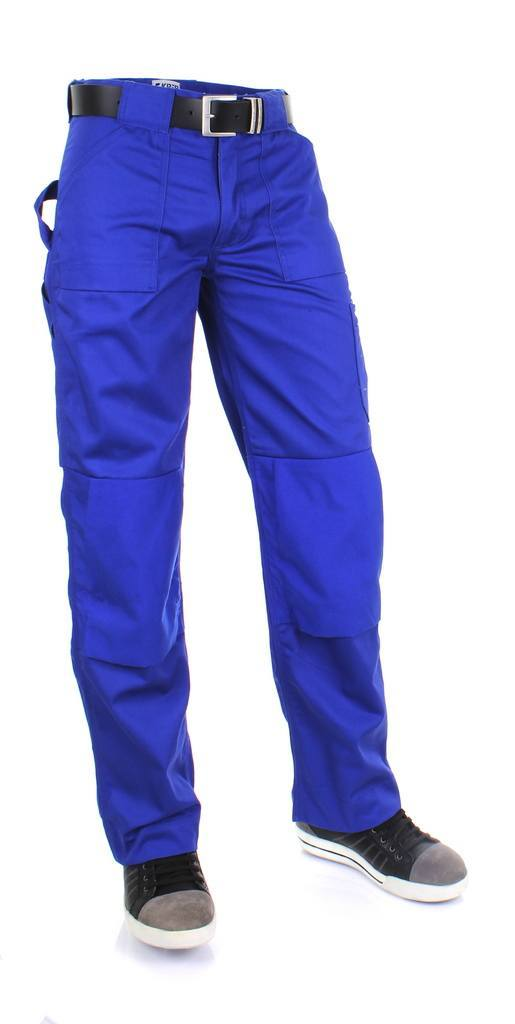 KREB Workwear® DIK Werkbroek met kniestukken
