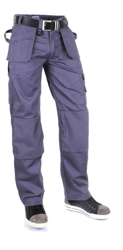 KREB Workwear® EDWIN Werkbroek met kniestukken