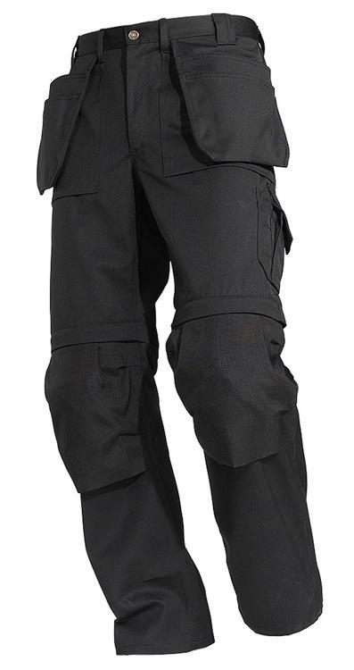 Blåkläder 15381860 Werkbroek met kniestukken ZIP OFF (Twill)