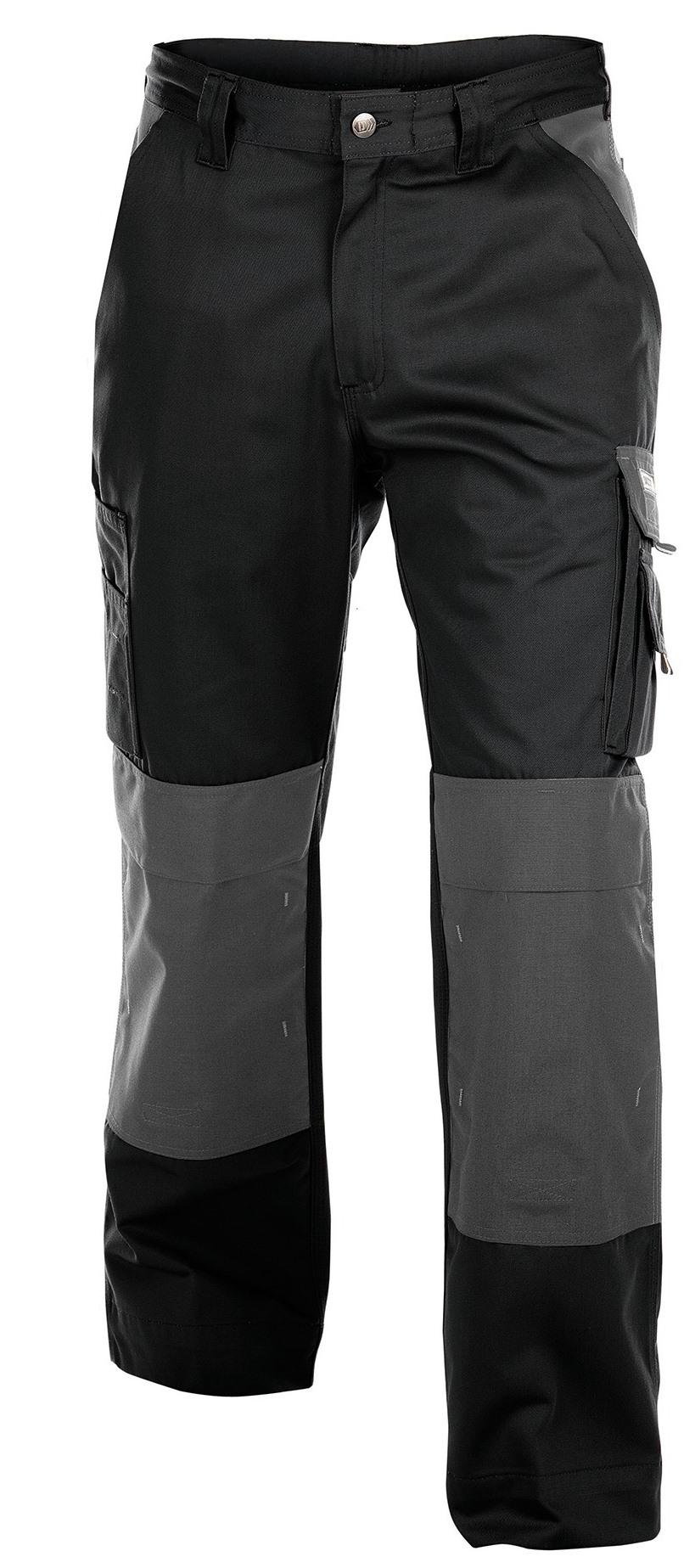 Dassy BOSTON Tweekleurige Werkbroek met kniestukken [200426]