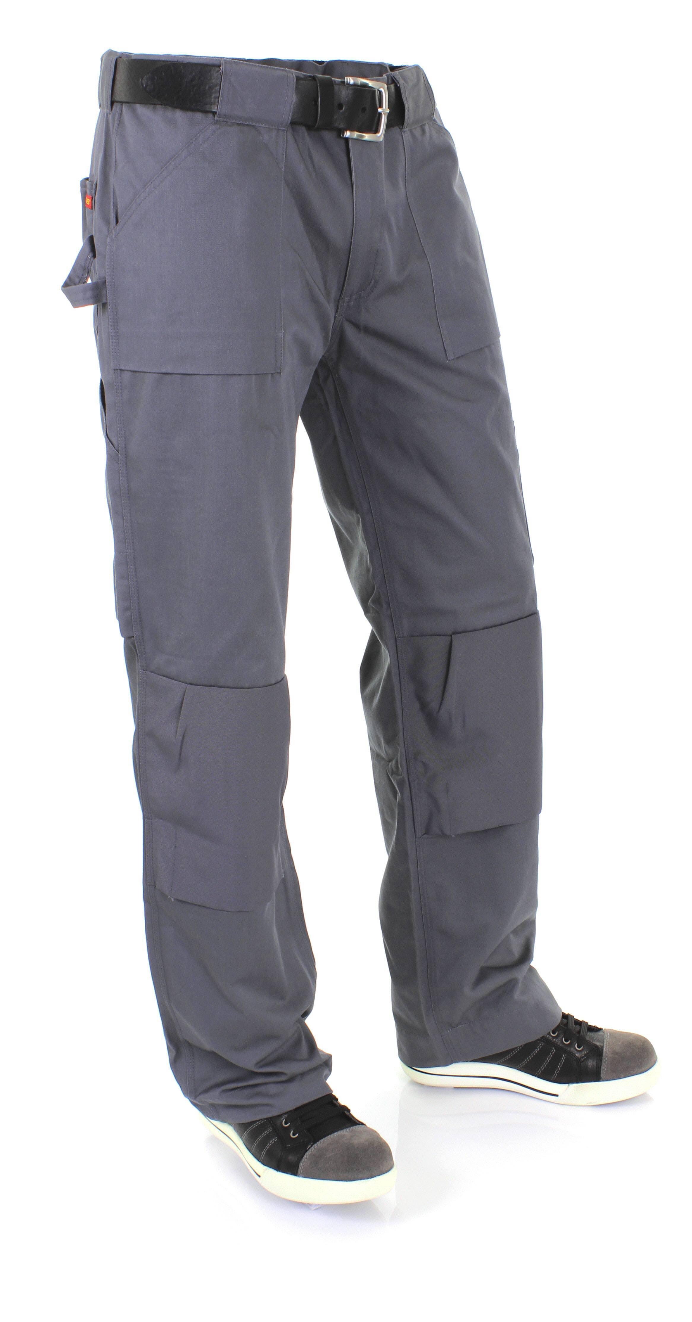 KREB Workwear® KREB Werkbroek met kniestukken