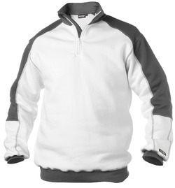 BASIEL Zip sweater
