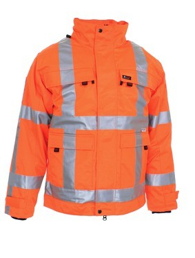 RAY High Vis. Midi Parka