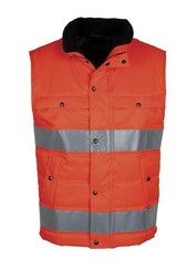 5367.N4 High Vis. Bodywarmer