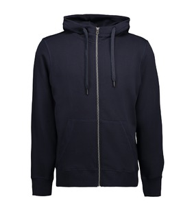 0638 Hooded Cardigan