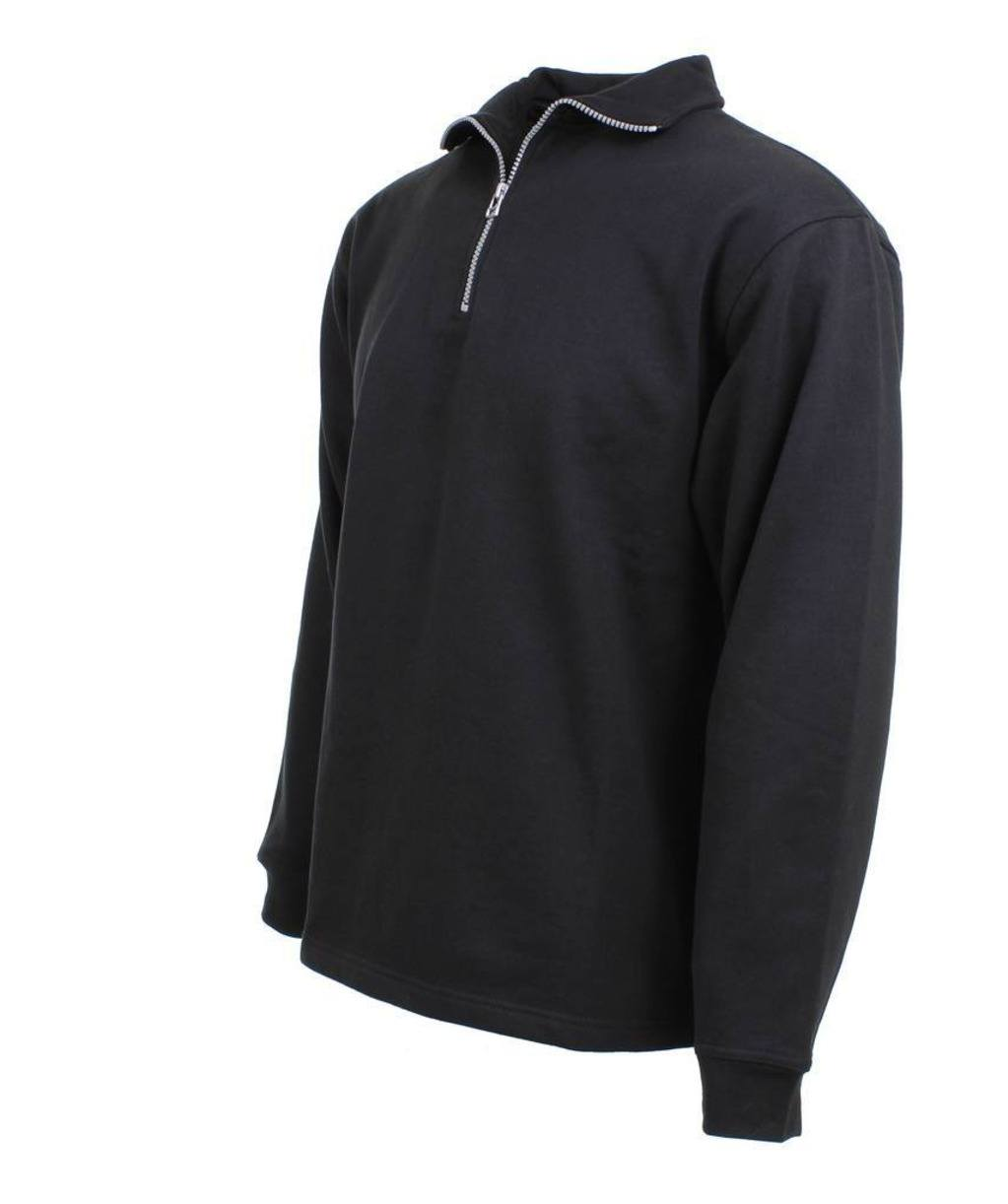 EVERT Zip Sweater