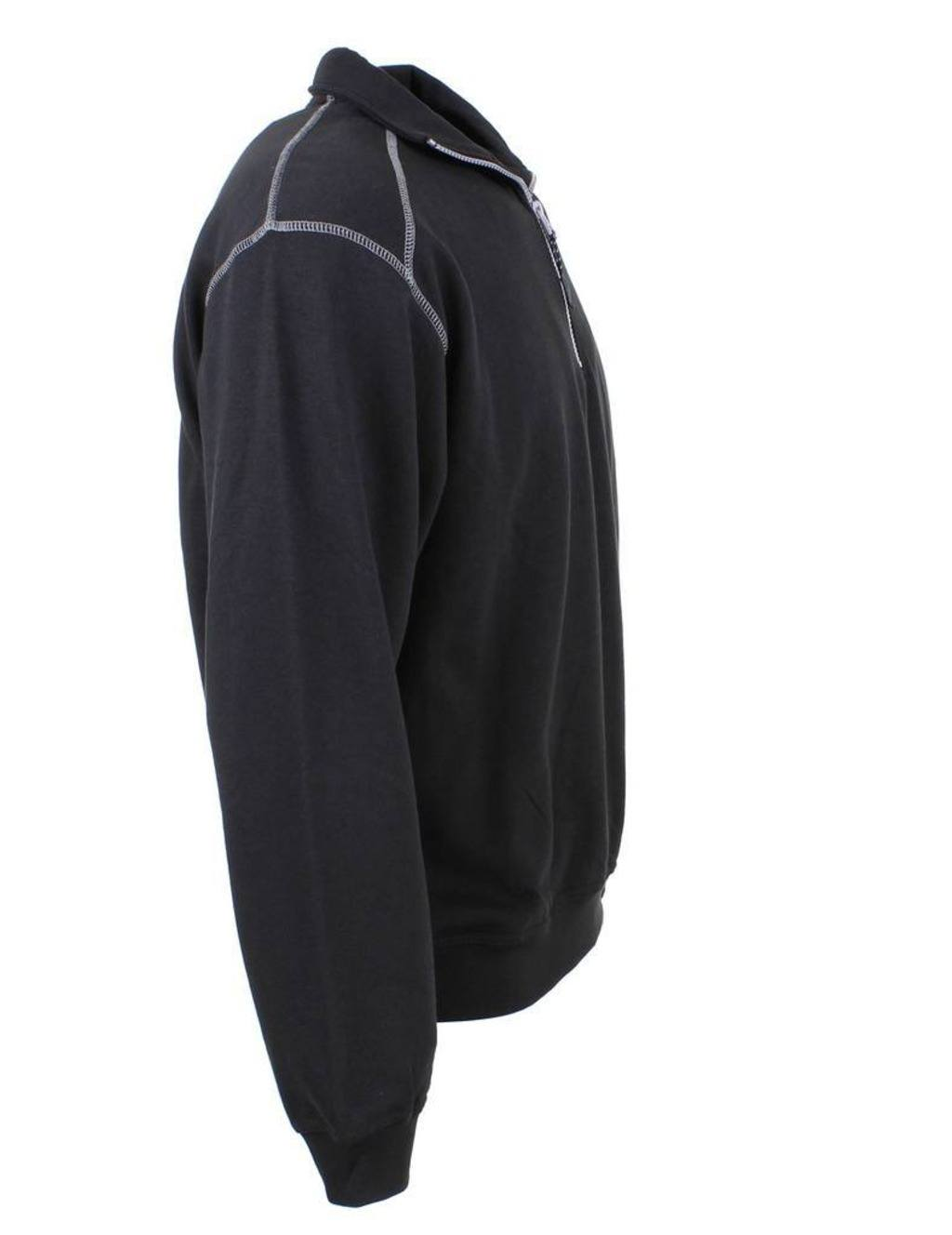 FREDERIK Zip Sweater