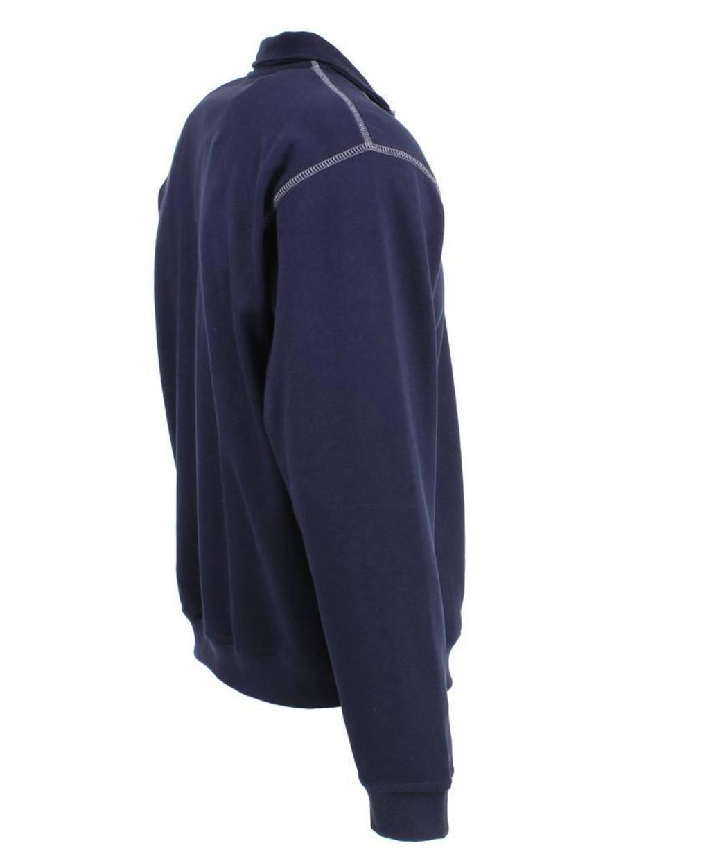 FREDERIK Zip Sweater