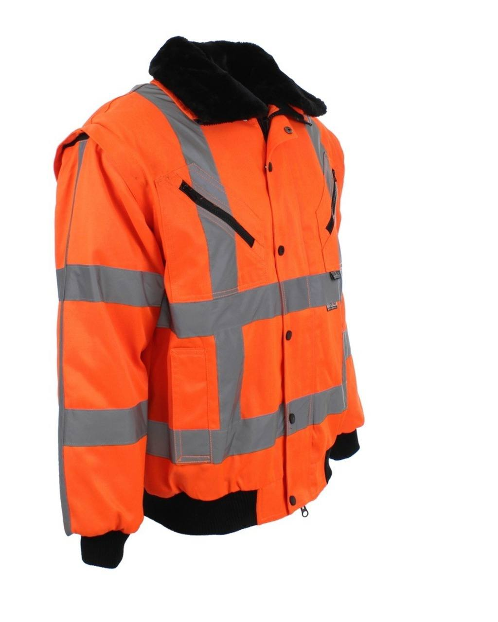 P97 High Vis. Pilotenjack 3 in 1 (RWS)