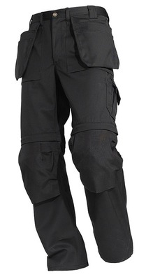 15381860 Werkbroek ZIP OFF (Twill)