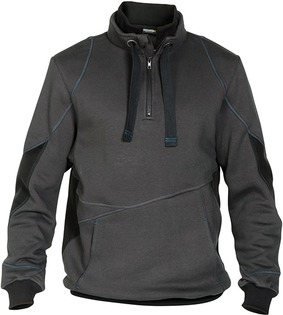 STELLAR Sweatshirt mit Reißverschluss