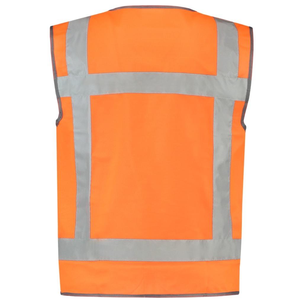 453019 Veiligheidsvest Rits RWS