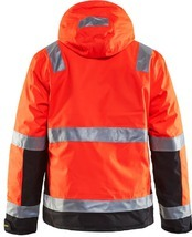 48701977 High Vis. Winterjas