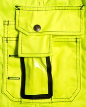 26031860 High Vis. Breteloverall