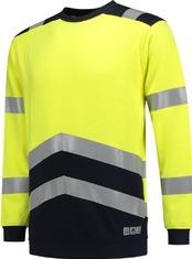 303002 Sweater Multinorm Bicolor