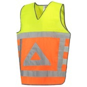 453011 Veiligheidsvest Verkeersregelaar