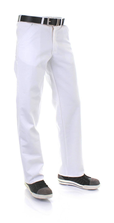 8262.K1 Arbeitshose Weiß