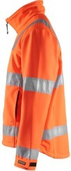 48382535 High Vis. Softshell Jas