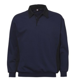 INDIANA Polosweater