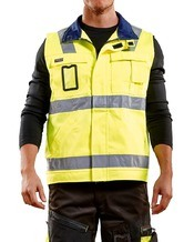 85051804 High Vis. Werkvest
