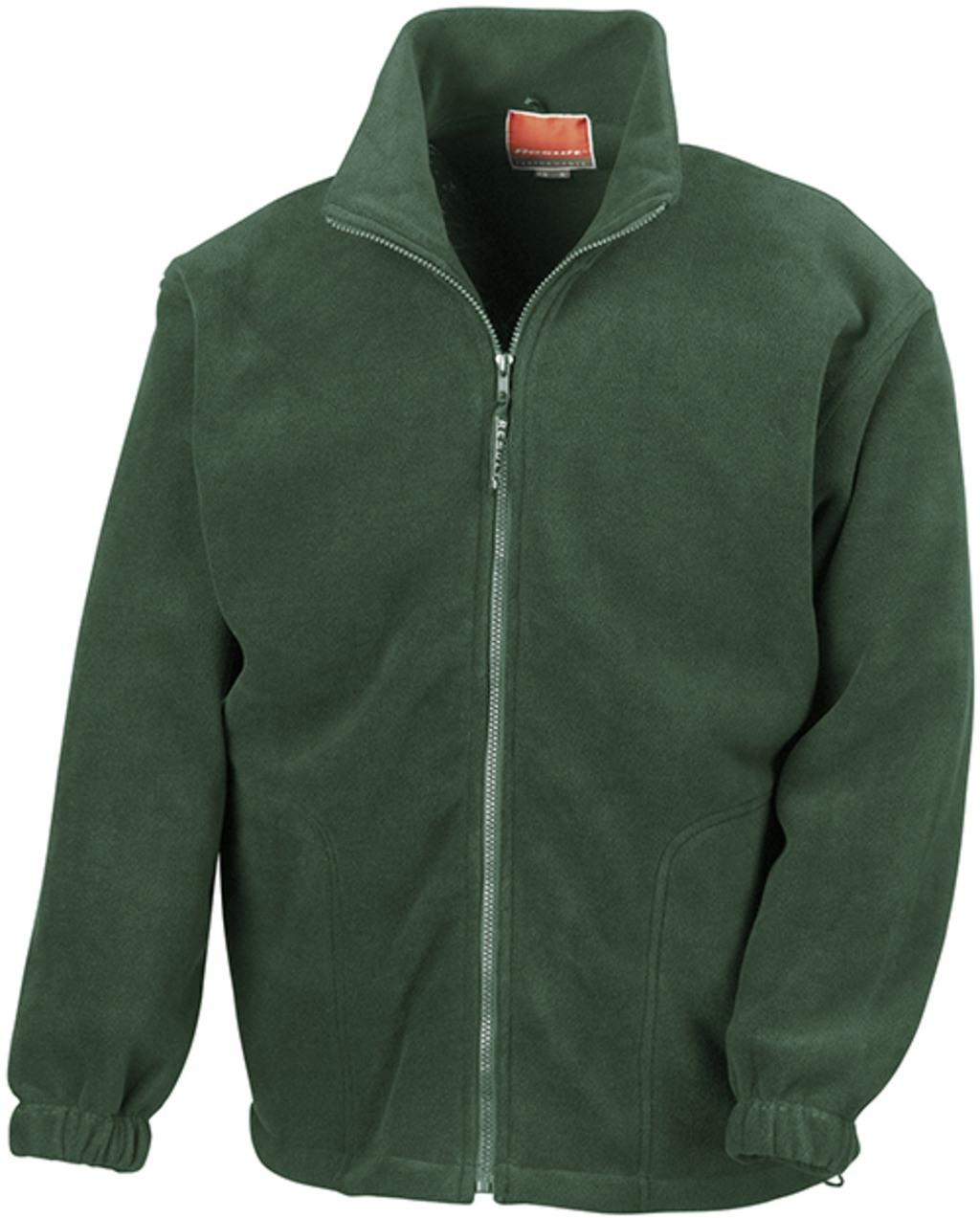Fleece vest R036X