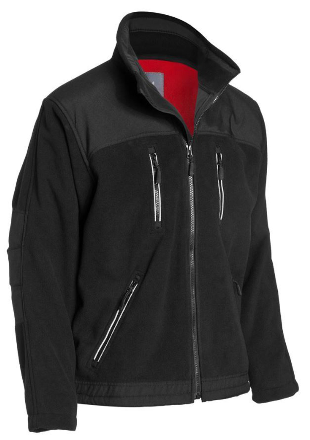 LOTHAR Micro-Double-Fleece Jack [77360]