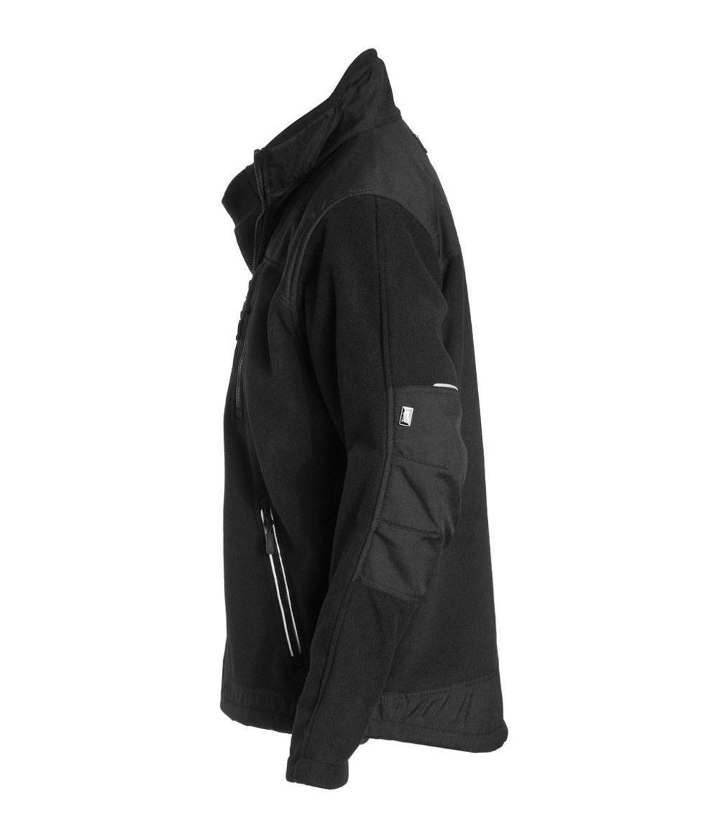 LOTHAR Micro-Double-Fleece Jack [77360]