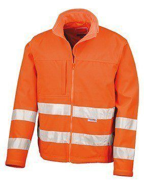 R117x Softshell High Vis. Jack