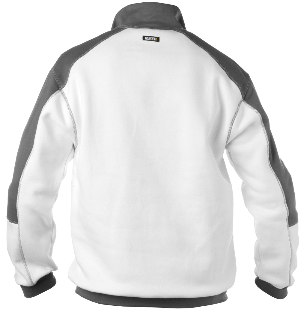 BASIEL Zip sweater