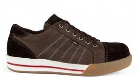 BRANCO_ SLATE_ EMERALD Veiligheidssneakers