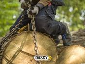 DASSY MELBOURNE STRETCH ARBEITSJEANS