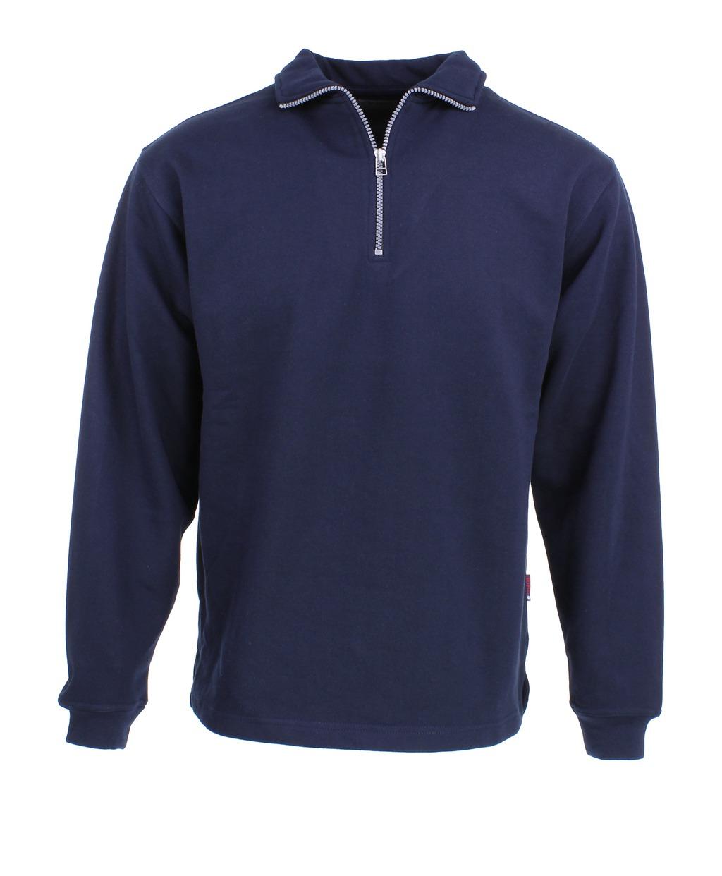 BERK Zip Sweater