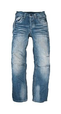 BOXY POWEL JJ 579 Jeans