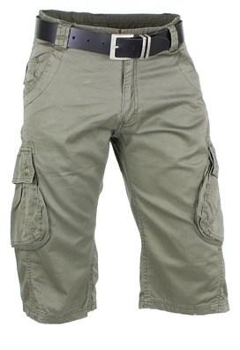 NELSON Plain Fit Short