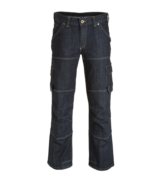 FHB WILHELM Jeans Werkbroek met kniestukken 22659 (Lycra-Stretch)
